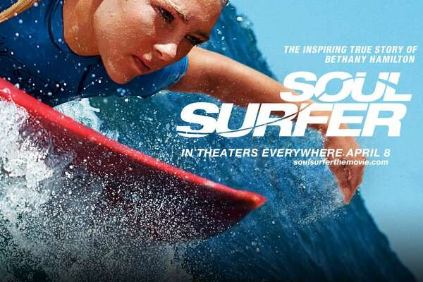"""Aug. 7, """"Soul Surfer,"""" Bellevue, free.  The event is at Bellevue Downtown Park, 10201 N.E. 4th St. It begins at dusk (about 9 p.m.) This movie night and others have free pre-film activities and popcorn. Each event has a theme and viewers are encouraged to check the website and bring themed donations to support different Bellevue charities. If it rains, the event will be moved to the South Bellevue Community Center, 14509 SE Newport Way."""