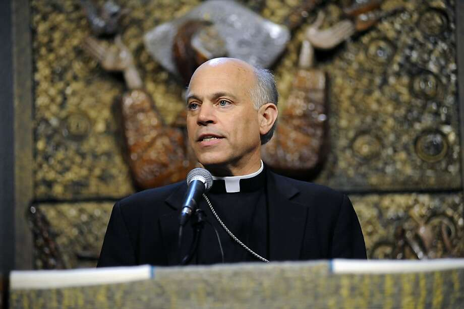 Archbishop-to-be, the Rev. Salvatore Cordileone. Photo: Michael Short, Special To The Chronicle