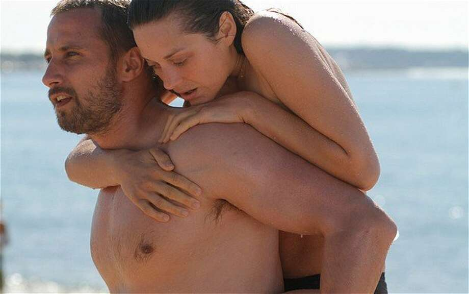 2012's 'Rust and Bone' (De rouille et d'os) was based on the book 'Rust and Bone' by Craig Davidson.