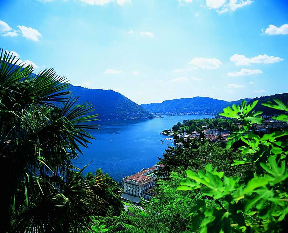 Known for its gardens, Villa d'Este sits along Italy's Lake Como, at the border of Switzerland. It's a pillar of traditional luxury and service where no jeans or flip-flops are allowed. Photo: Courtesy Of Villa D'Este