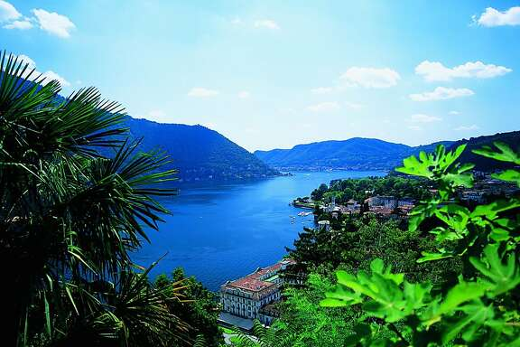 Northern Italy's Lake Como, at the border of Switzerland, and specifically the town of Cernobbio, is where the historical Villa d'Este is located. It's a favorite of the globe-trotting wealthy set for its luxurious ambiance and service.
