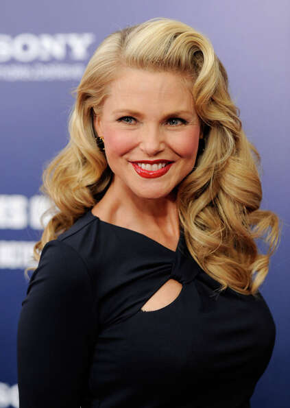 Christie Brinkley has four marriages.