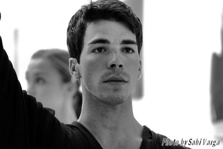 Raul Salamanca has been hired to be Ballet San Antonio's ballet master. Photo: Courtesy Sabi Varga