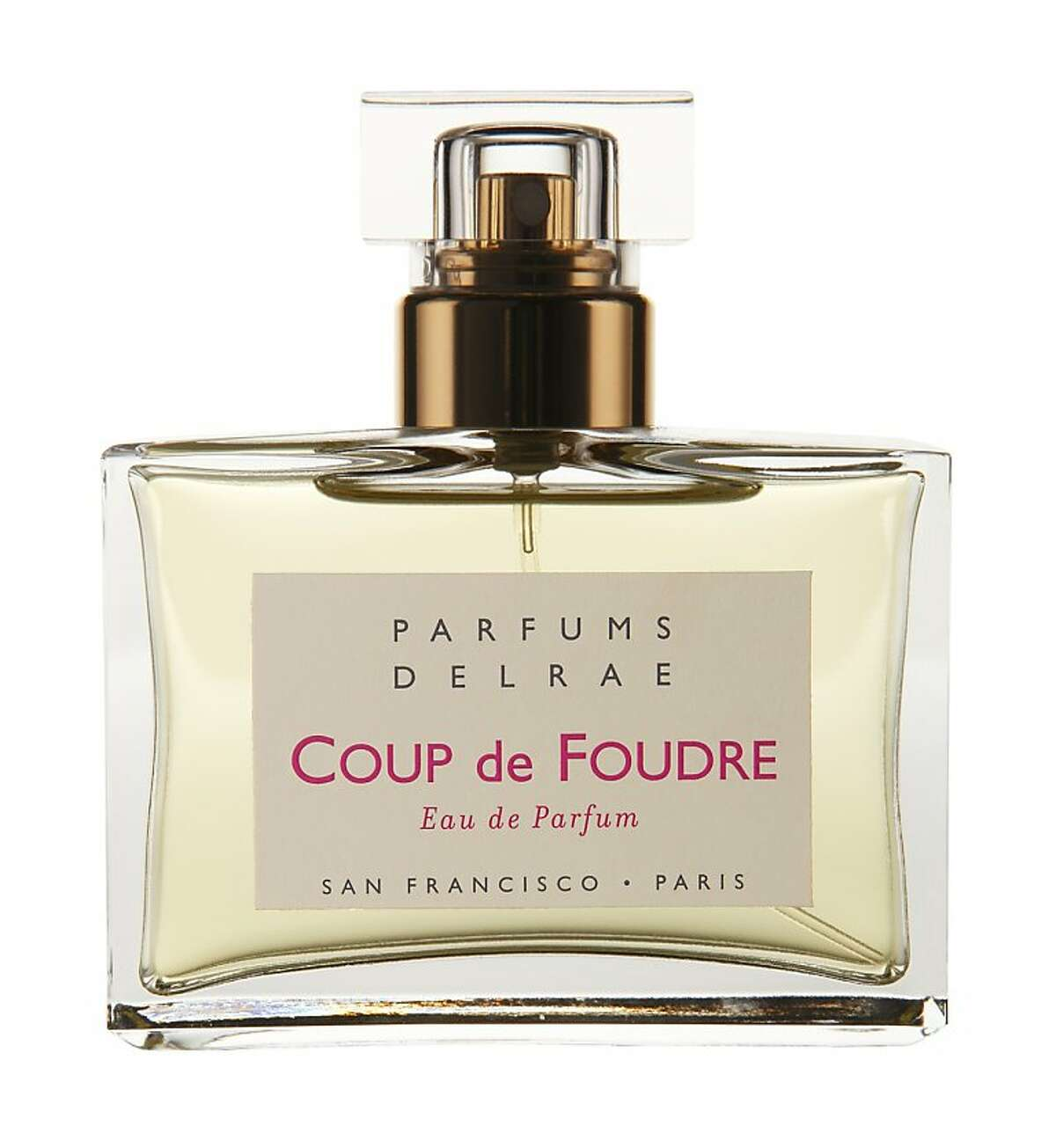 Coup de Foudre by Parfums DelRae: Available at Barneys, this is one of my favorite perfumes. Parfums DelRae is the brainchild of San Francisco designer DelRae Roth. Her perfumes are made in the south of France using rare essences in the grand tradition of classic French perfumery. Though classic by inspiration, the scents are bursting with youth, invention and intrigue. (www.parfumsdelrae.com)