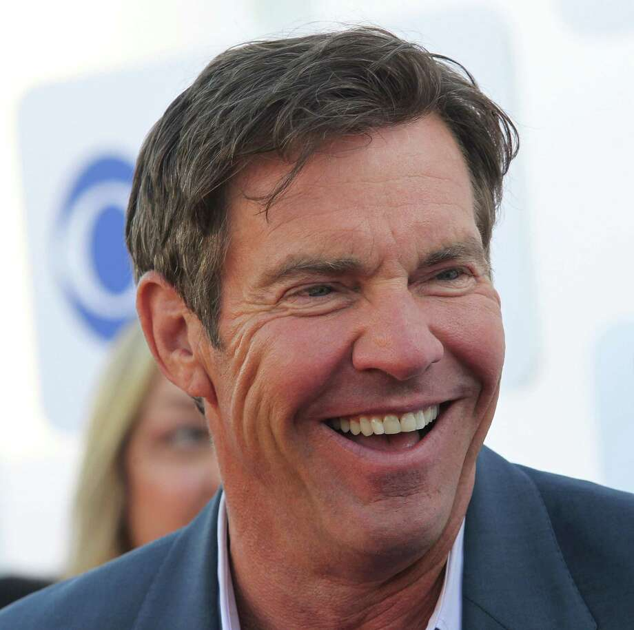 "Dennis Quaid sought treatment for ""manorexia,"" as he called