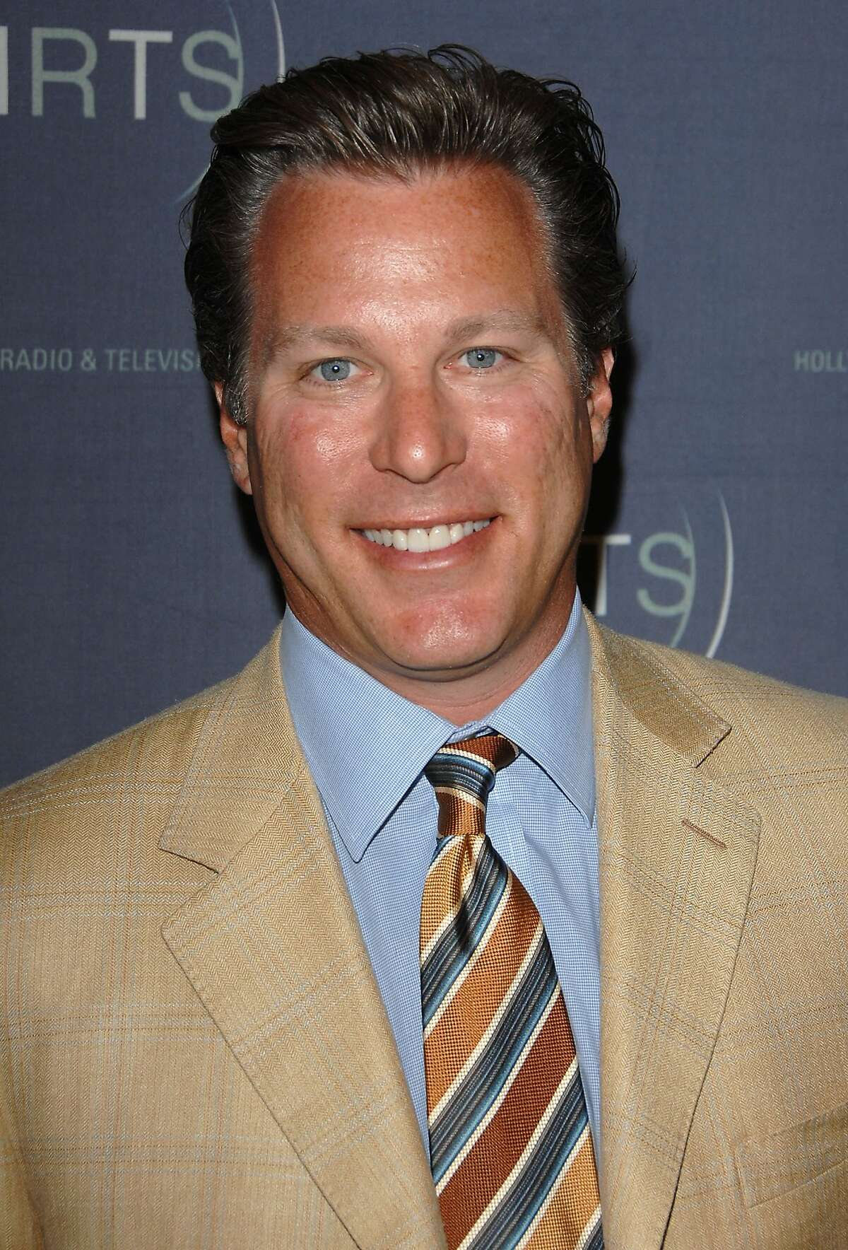 """FILE - JULY 30: It was reported that Yahoo exec Ross Levinsohn, who served as interim CEO, is leaving the company after former Google exec Marissa Mayer was made CEO July 30, 2012. BEVERLY HILLS, CA - JULY 17: Panelist Ross Levinsohn attends the Hollywood Radio & Television Society """"State of the Industry"""" Newsmaker Luncheon at the Regent Beverly Wilshire on July 17, 2007 in Beverly Hills, California. (Photo by Stephen Shugerman/Getty Images for HRTS)"""
