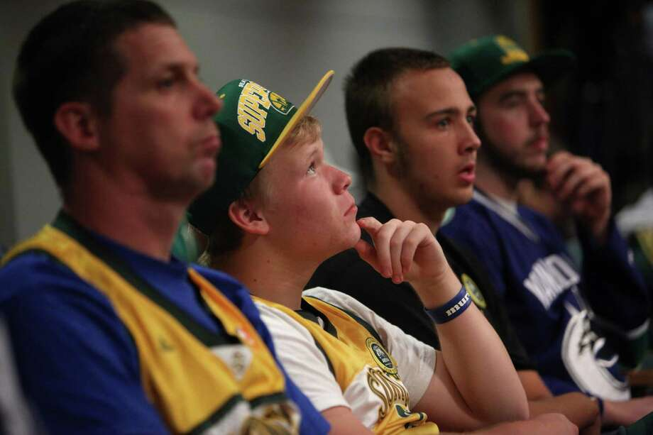 Dan Demmert, 15, listens as council members vote during a meeting of the King County Council on Monday, July 30, 2012 at Metropolitan King County Council chambers. Photo: JOSHUA TRUJILLO / SEATTLEPI.COM