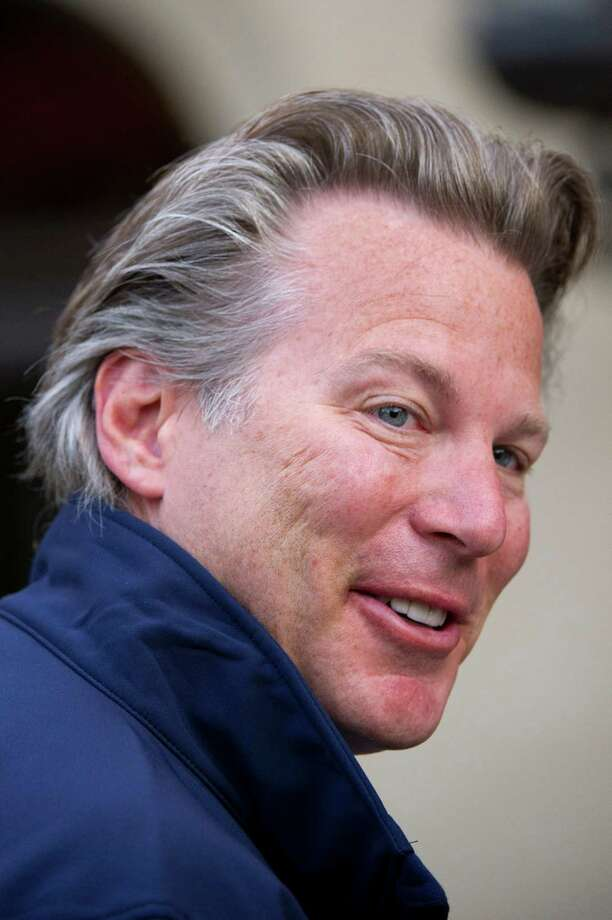 Thompson resigned on May 13, and Ross Levinsohn, Yahoo's global head of media, stepped in as interim CEO. Photo: David Paul Morris / © 2012 Bloomberg Finance LP