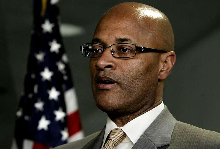 Chief Howard Jordan's plan doesn't address funding. Photo: Michael Macor, The Chronicle