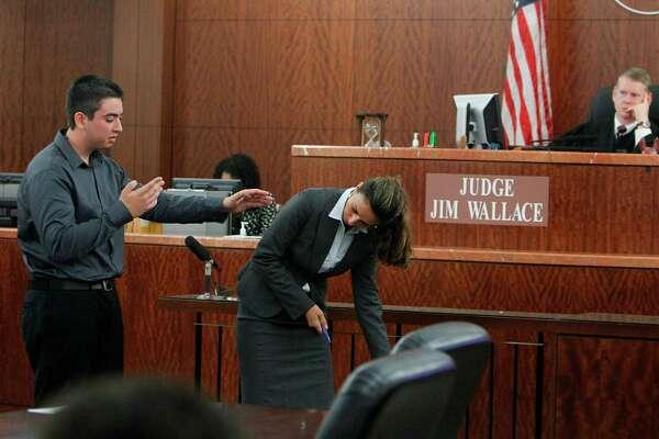 Houston Federal Judge Bars Female Prosecutor From Trial