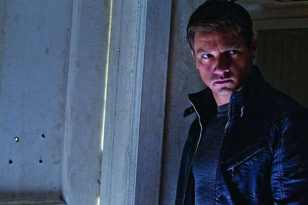 """The Bourne Legacy"" introduces a new hero, played by Jeremy Renner, whose circumstances have been shaped by what happened in the three previous Bourne movies starring Matt Damon.  Photo: Mary Cybulski, Universal Pictures"