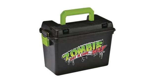 Only a zombie branded tool box will do. (OpticsPlanet)
