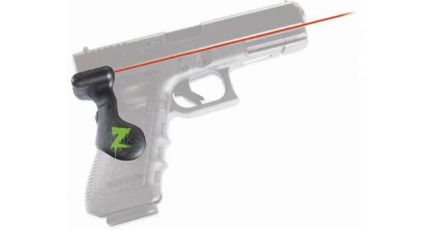 The laser grip I get, but that foam gun will get you dead. (OpticsPlanet)