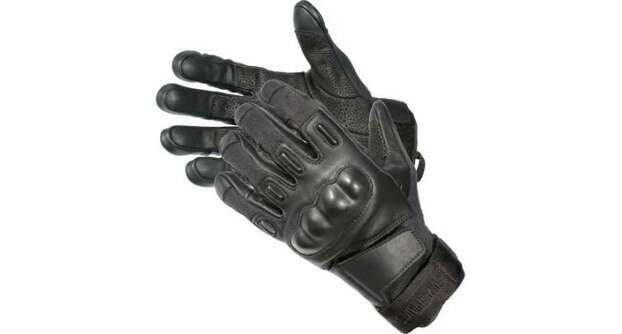 Kevlar gloves because style matters at the end of the world.  (OpticsPlanet)