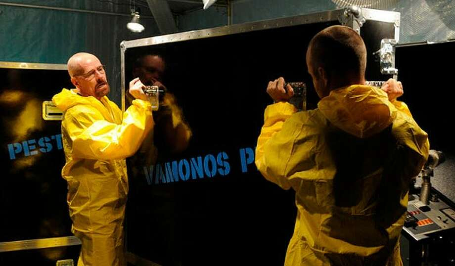 "Best television series, drama nominee:""Breaking Bad"""