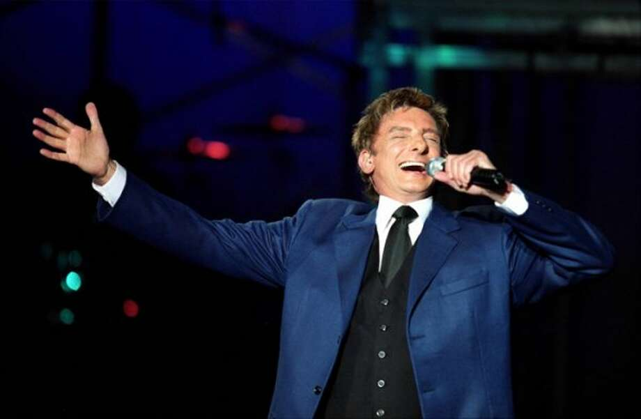 May 18:Barry Manilow, AT&T Center