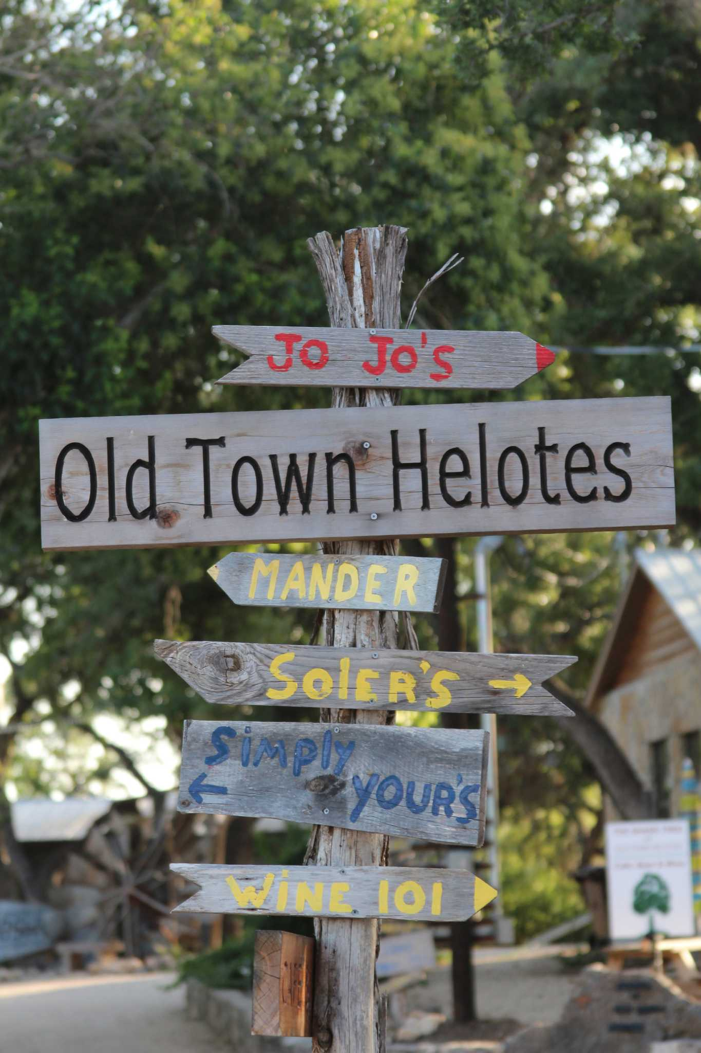 Helotes An Old Town Expansion Is In Economic Master Plan