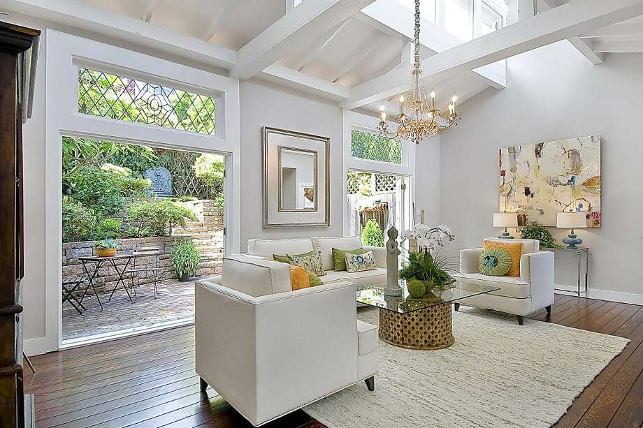 Cathedral Ceiling With Exposed Beams Home Design Ideas ...