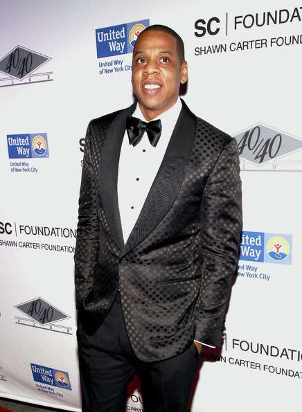 Jay-Z shares his Democratic views through his music.