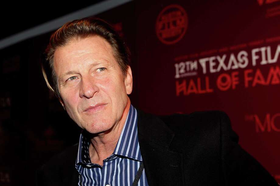 Actor Brett Cullen on the red carpet for the Texas Film Hall of Fame Awards show at ACL Live on March 8, 2012 in Austin, Texas. Photo: Gary Miller / 2012 Gary Miller