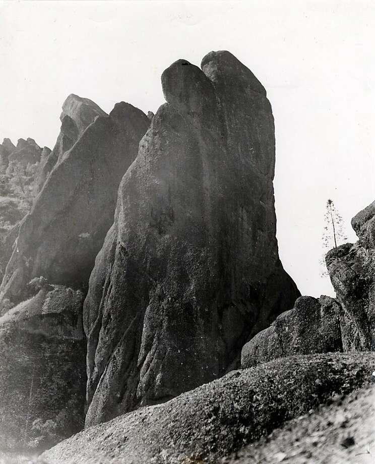PINNACLES-C-13DEC99-MN-HO--Pinnacles National Monument in San Benito County. Photo: SFC