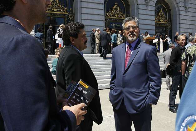 John Avalos has no challengers in District 11. Photo: Liz Hafalia, The Chronicle