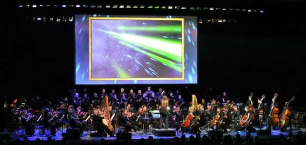 """The Legend of Zelda: Symphony of the Goddesses"" celebrates the adventures and music in the game with a four-movement symphony linked to game titles. Photo courtesy Andrew Craig"