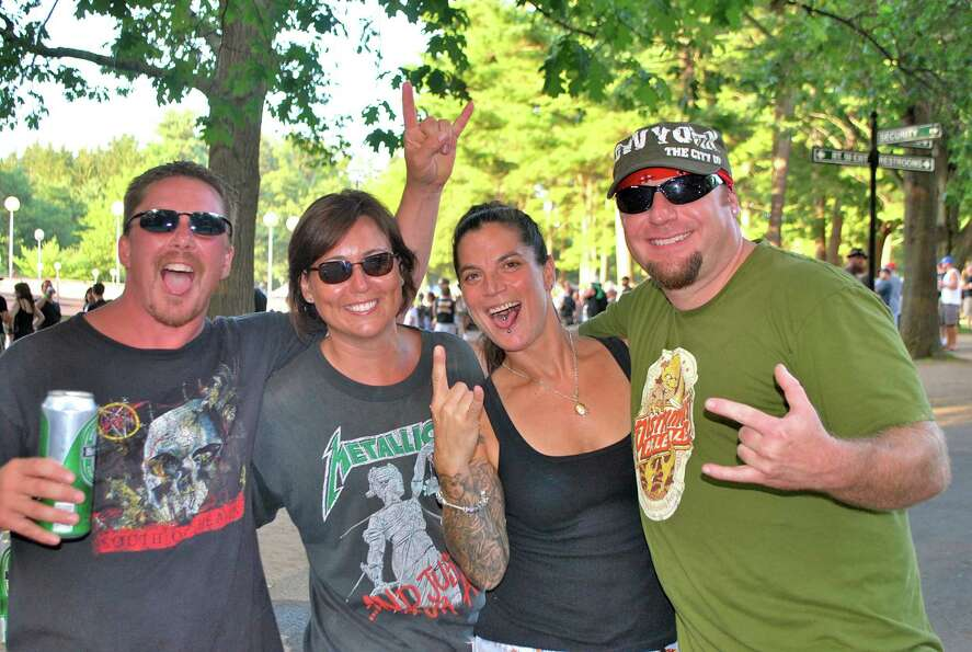 Were you Seen at the Mayhem Fest with Motorhead, Anthrax, Slipknot and other metal bands at SPAC on