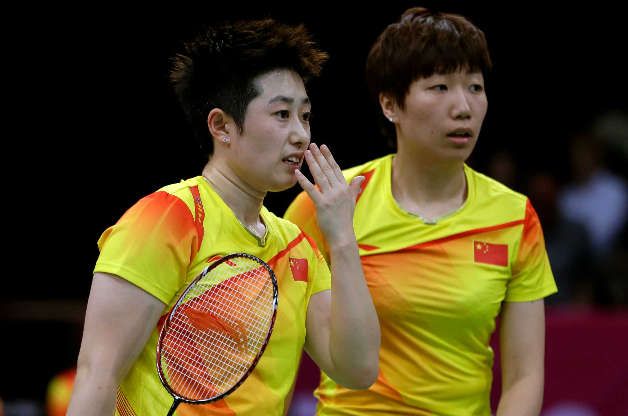 8 badminton players tossed from Olympic doubles Times Union