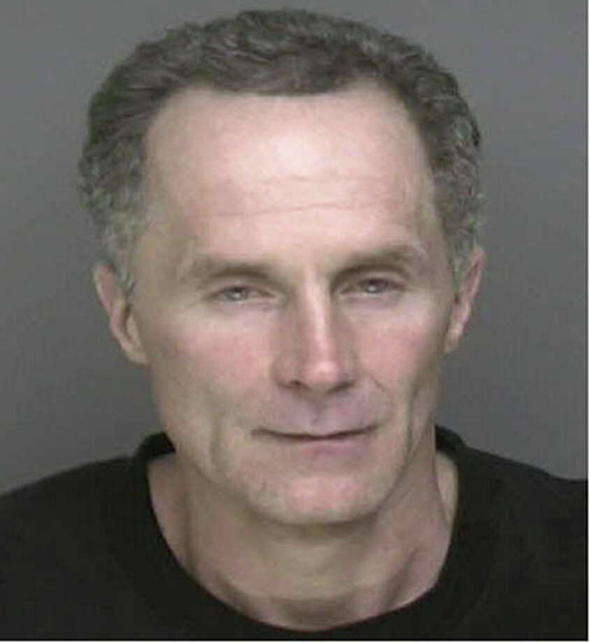 Albert Gebeau, of Bridgeport, Conn., was charged with first-degree robbery on August 1, 2012 after police said he robbed a Madison Avenue bank. Photo: Contributed