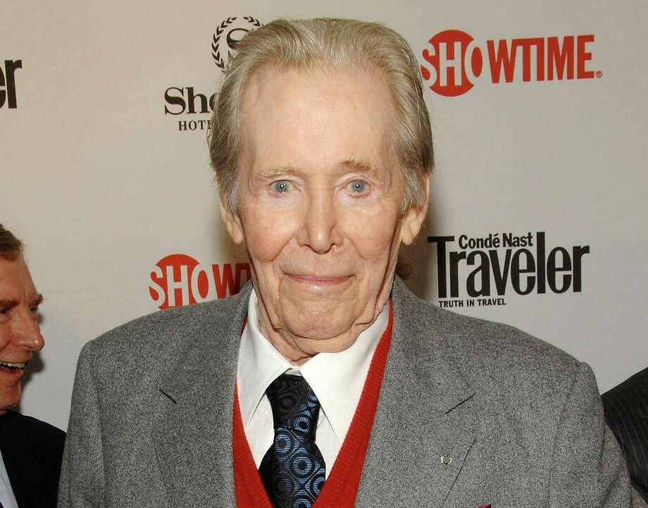 "FILE - This March 19, 2008 file photo shows actor Peter O'Toole attending the world premiere of the second season of Showtime's ""The Tudors"", in New York.  In a statement released Tuesday, July 10, 2012, the 79-year-old actor said he would retire from films and stage. A'A""The heart of it has gone out of me,A'A"" he said, adding, A'A""it won't come back.A'A"" O'Toole won acclaim as a Shakespearian actor before rocketing to fame in A'A""Lawrence of Arabia.A'A"" His last of eight Oscar nominations was in 2007 for the film A'A""Venus.A'A"" (AP Photo/Evan Agostini, file) Photo: Evan Agostini / AP2008"