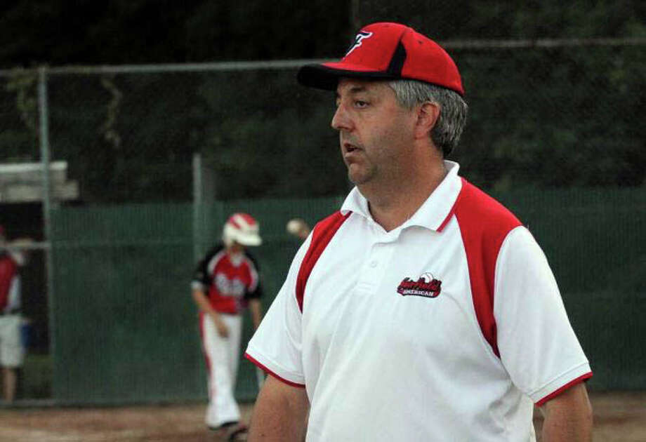 Kevin Flynn was Fairfield American's manager in 2011. Photo: File Photo