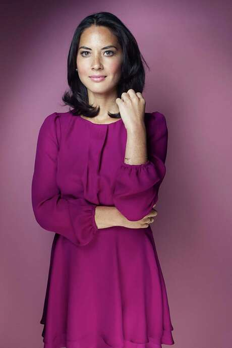 """Actress Olivia Munn, who co-stars in the HBO series, """"The Newsroom,"""" is also starring in the upcoming film """"The Babymakers."""" Photo: Victoria Will, Associated Press / Invision"""