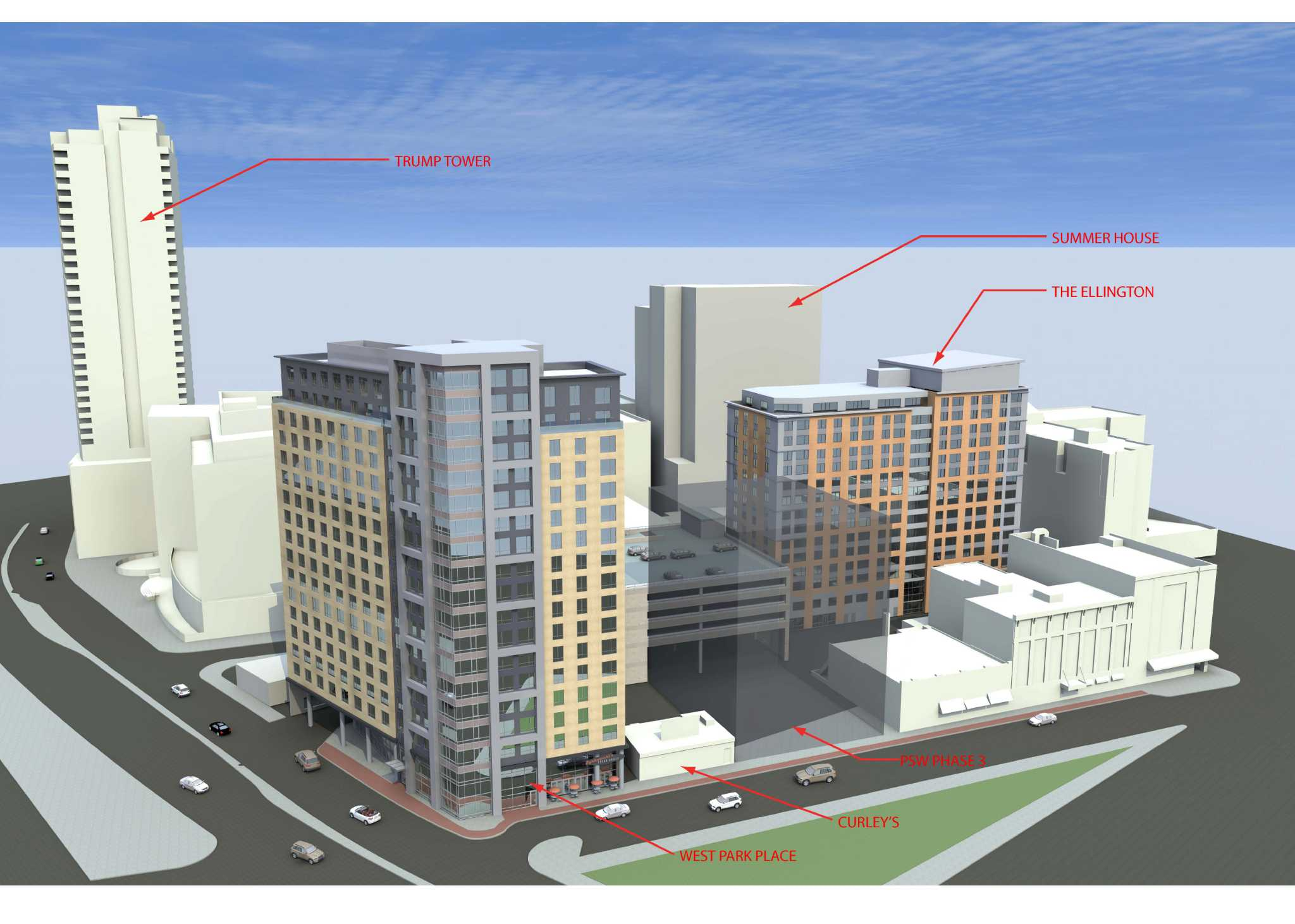Downtown development gains approval StamfordAdvocate