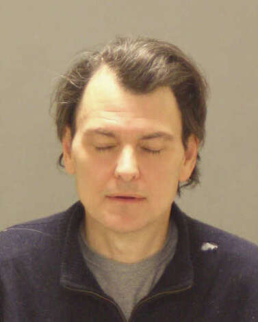 John H. Plunkett, of Greenwich, was charged Monday, Aug. 30, 2012, with second-degree breach of peace. Photo: Contributed