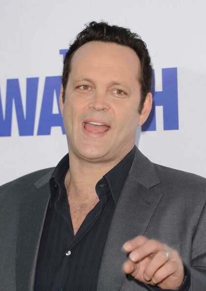 Actor Vince Vaughn does vo