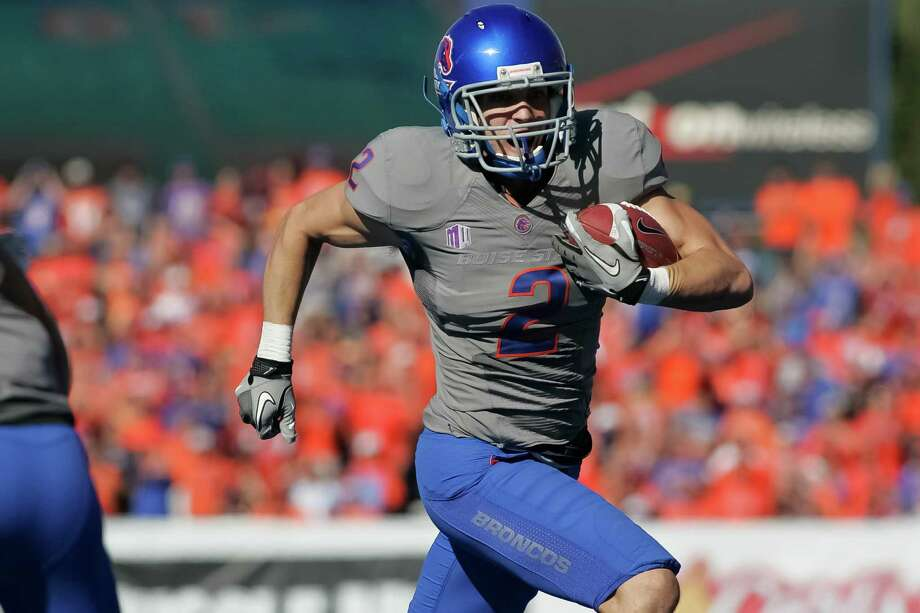 Matt Miller (above) is one of several Boise State playmakers looking to compensate for the loss of QB Kellen Moore. Photo: Otto Kitsinger III, Getty / 2011 Getty Images