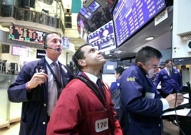 "Back in May of this year, traders on the floor of the New York Stock Exchange watched stock prices rise on optimism that China would reverse a slowdown in its economic growth, evidence that the United States economy and the economy of China have become codependent. But, codependencies don't last forever and eventually there are winners and losers says author Peter D. Kiernan. In his new book ""Becoming China's Bitch,"" Kiernan notes that in 2010, China's foreign reserves soared to $2.3 trillion. Of that multi-trillion dollar position, nearly 2/3 was American securities, making China the second largest holders of such instruments after the United States."" Photo: Richard Drew, Associated Press / AP"