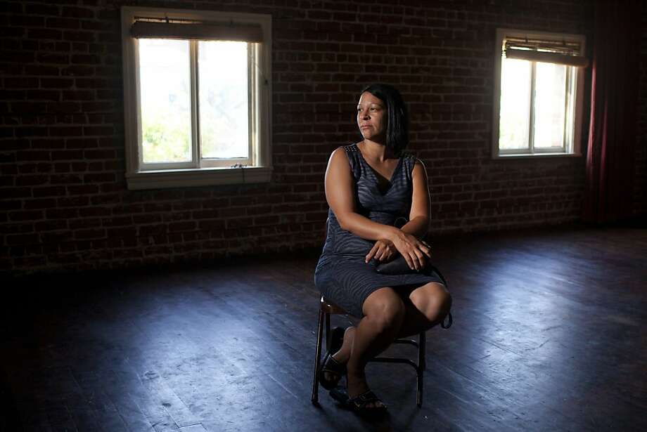"Kowana Banks says she decided to come forward about her sexual abuse to help other children trapped in similar situations. ""Abused people go one of two ways: Either they are going to self-destruct or they're going to make a difference,"" she says. Photo: Adithya Sambamurthy, Center For Investigative Reporti"