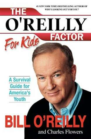 "Here's a fun gift for the kiddos. ""THE O'REILLY FACTOR FOR KIDS:"" In the seller's own words: ""The bestselling author ofThe O'Reilly Factor, The No Spin Zone, and Who's Looking Out for You? talks straight to kids this time. He is as demanding, direct, and wry asever—but he's also more revealing too, sharing candid snapshots of his own childhood throughout."" (View on Amazon.)"