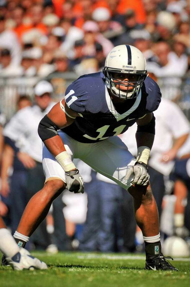 Stamford's Khairi Fortt announced Wednesday he is transferring from Penn State to Cal. Photo: Mark Selders, Mark Selders/Penn State Athletics / ©2010 Mark Selders/Penn State Athletic Communications