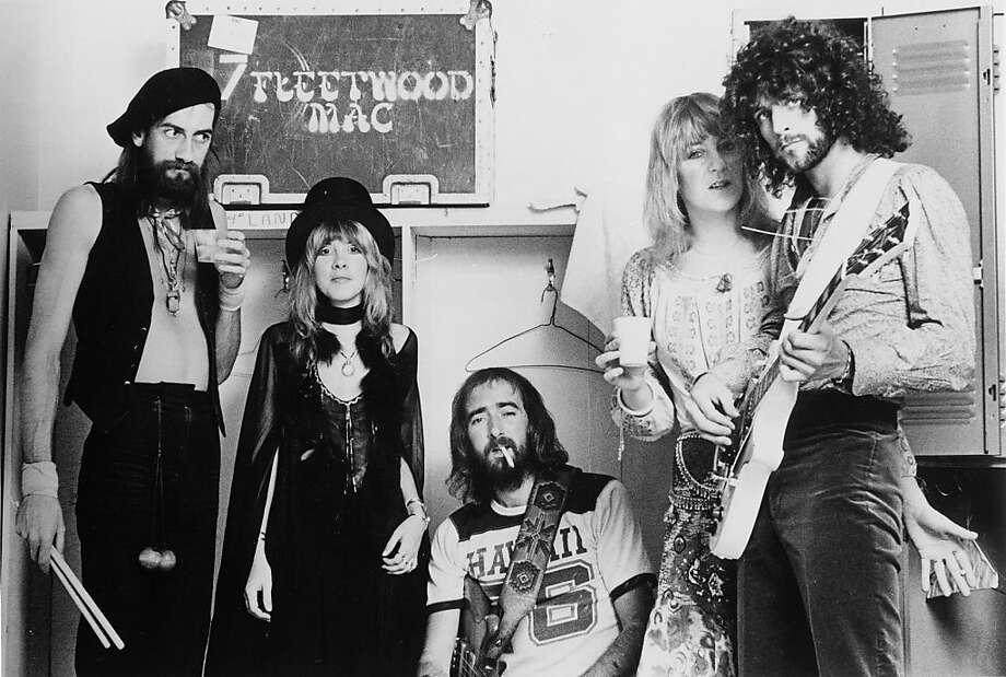 Fleetwood Mac 0 R Photo: Herb Worthington, Warner Bros. Records