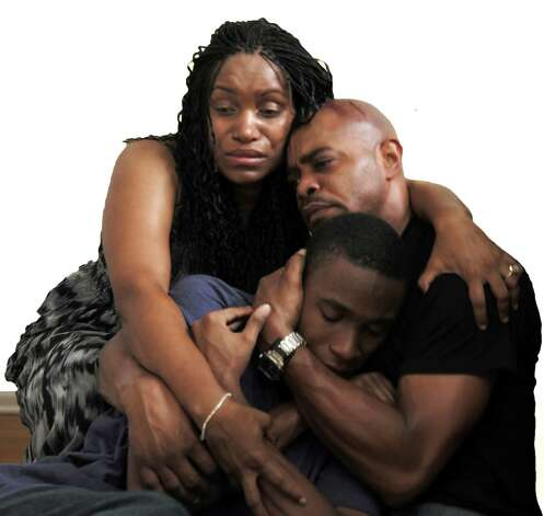 "A family is torn a apart by allegations of sexual abuse in Ya'Ke Smith's feature film ""Wolf."" Photo: Melendrez Entertainment / San Antonio  Express-News"