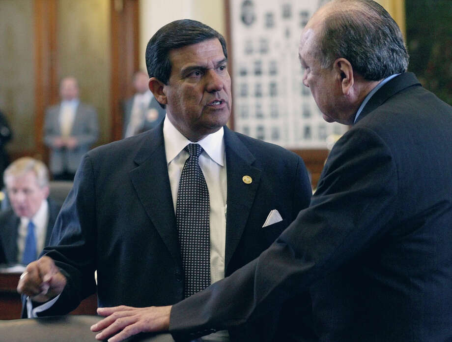 Sen. Eddie Lucio, D-Brownsville, plans to introduce legislation in the next session to  give Cameron and Hidalgo counties   authority to  regulate development. His efforts should be supported. Photo: File Photo, Associated Press / AP