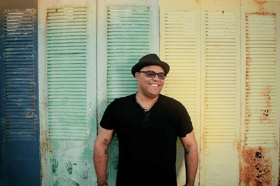 "Four-time Grammy winner Israel Houghton's new album, ""Jesus At the Center"" doesn't release until Aug. 14, but is already getting attention. Photo: Photo Courtesy Of Micah Bickham / photo courtesy of Micah Bickham"