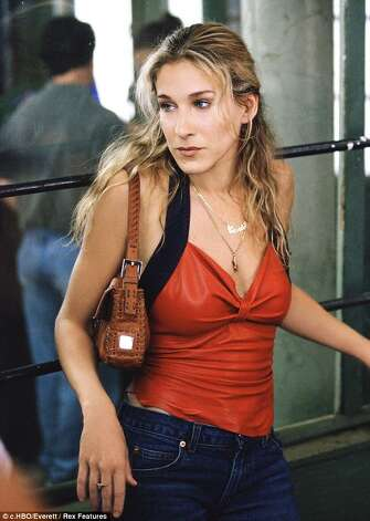 10. Sarah Jessica Parker (Studios received $7 in returns for every $1 she was paid) Photo: Courtesy Of Small 4 Style