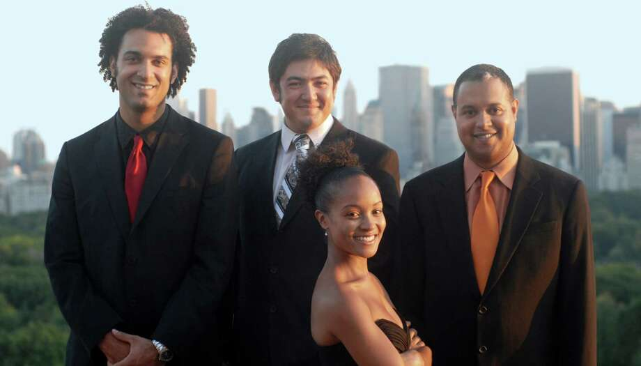 The Westport Arts Center will open its Chamber Music Series with a performance by The Harlem String Quartet Sunday, Aug. 12, in the centerís gallery. Photo: Contributed Photo