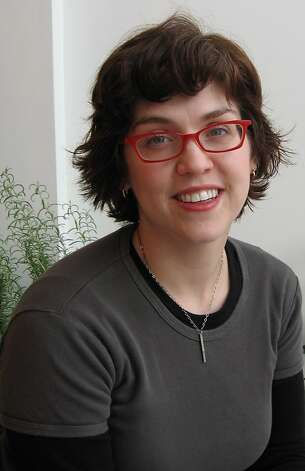 Lexicographer Erin McKean held posts at at Oxford University Press and the New Oxford American Dictionary before she founded her site Wordnik. Photo: Erin McKean