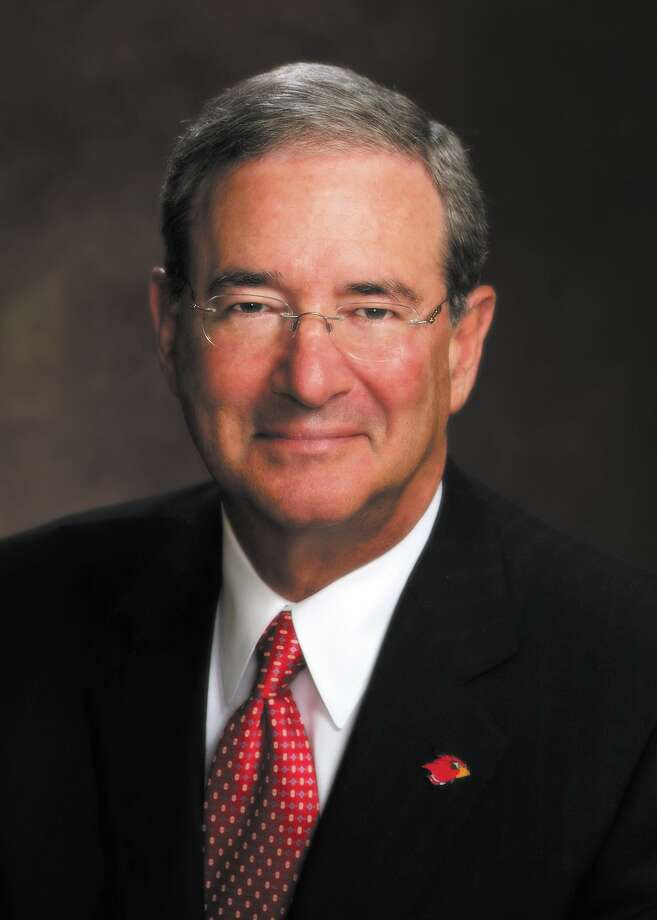 Lamar University president Jimmy Simmons Photo: LU