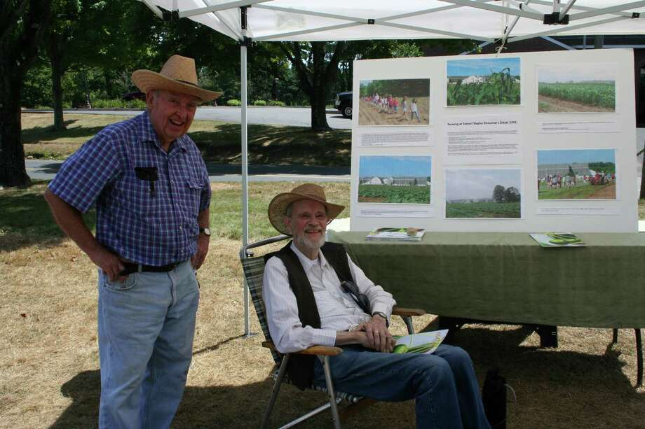 Citizens For Easton hosts the 4th Annual Easton Farm Tour on Saturday, Aug. 11. Photo: Contributed Photo